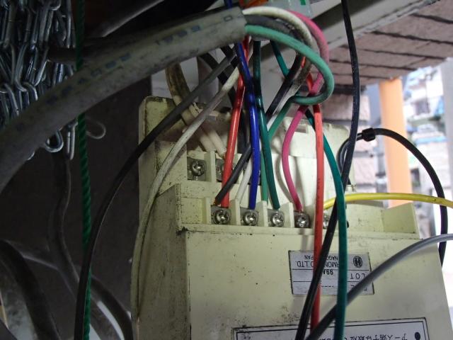 ハーモニーのリモコン装置の結線