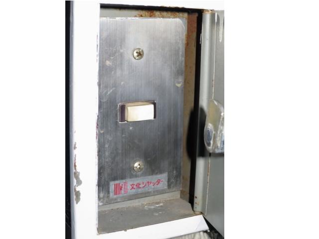 一点式のスイッチボックス