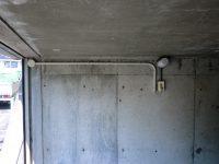 屋内のコンセントへの配線・配管