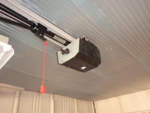 タクボガレージの開閉器