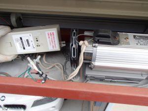 三和リモコン装置(ラジオート)を増設